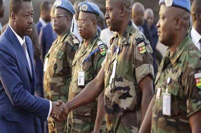 Togo: remaniement au sein des Forces Armées Togolaises (FAT).