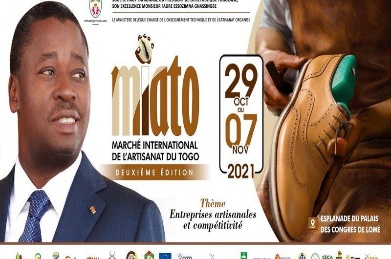 Togo/MIATO 2021: les inscriptions sont ouvertes.