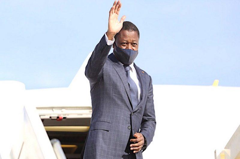 Togo: Faure Gnassingbé en  visite d'amitié et de travail en Mauritanie.