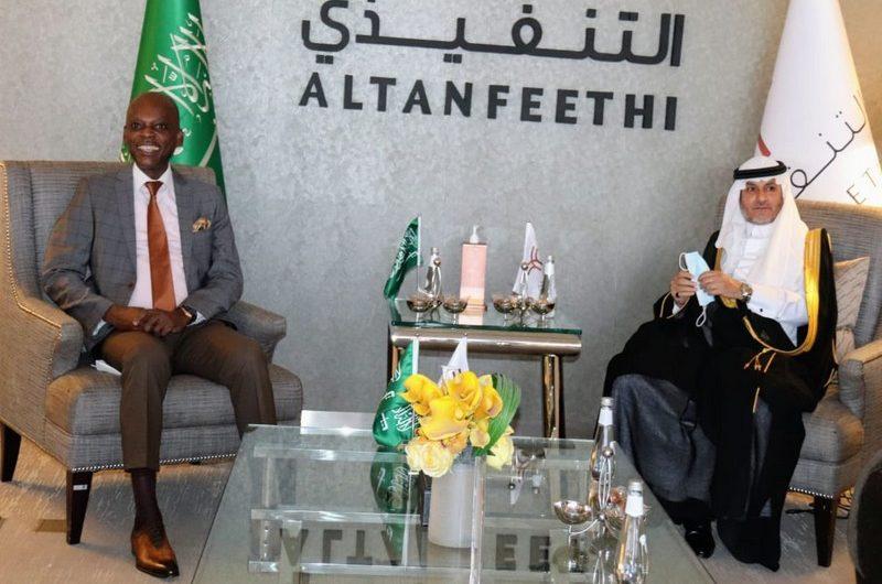 Togo: le ministre Robert Dussey en visite officielle en Arabie Saoudite.