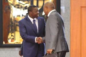 Togo : Rencontre entre Faure Gnassingbé et Jean Pierre Fabre. Pas de discussion à la présidence