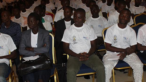 Togo: Formation des jeunes entrepreneurs de la foire ADZAFI