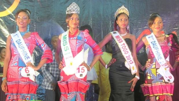 Mensah tele jessica miss maritime 2014