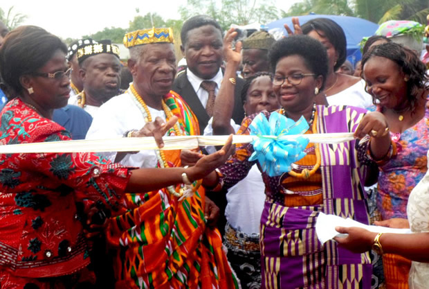 Togo : Inauguration du marché de Notsé et signature de convention