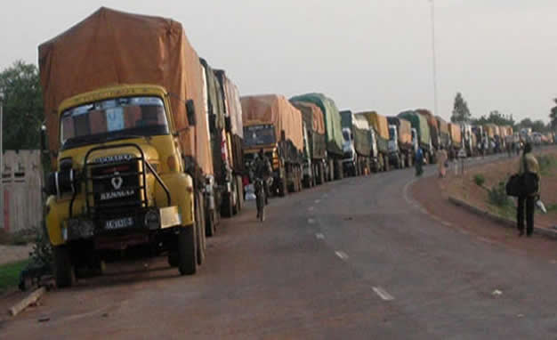 Togo : Situation très compliquée au niveau du terminal de sahel