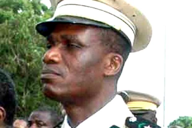 Togo: Le colonel Massina devient le nouveau chef de la gendarmerie