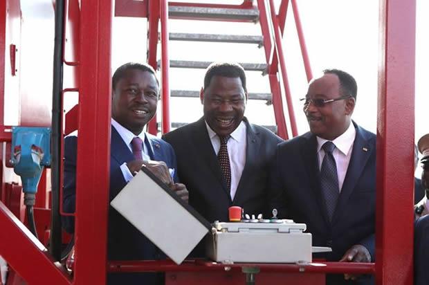 Togo : Inauguration du 3e quai du port autonome de Lomé