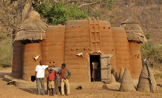 chateau tamberma Togo
