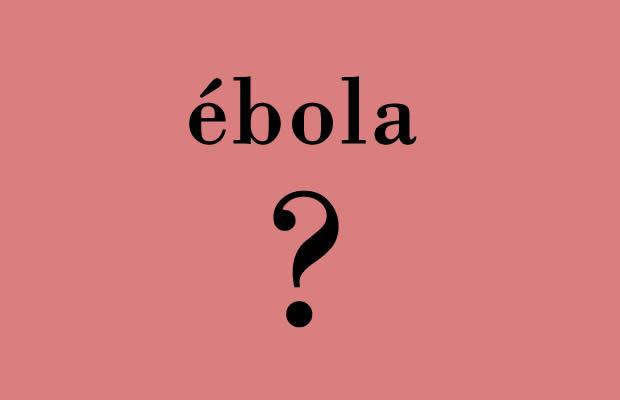 Ebola, serait-il dans nos murs à Lomé?