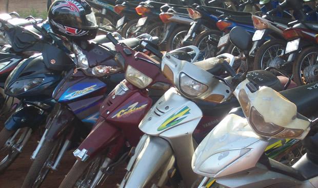 Lomé : Des voleurs de motos dans les mailles de la police
