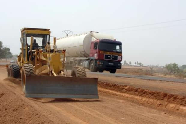 Togo : Faure Gnassingbé lance les travaux de construction de 2 ponts