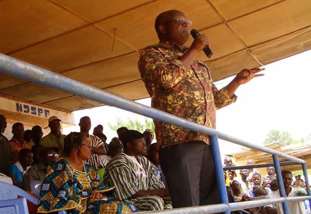 Victoire de Faure Gnassingbé, ADDI dénonce un holdup électoral