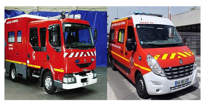 ambulance offert par Mey Gnassingbé