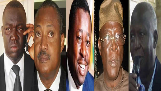 candidats presidentielle 2015 au Togo