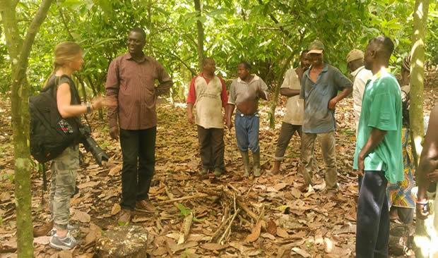 un documentaire sur le chocolat togolais