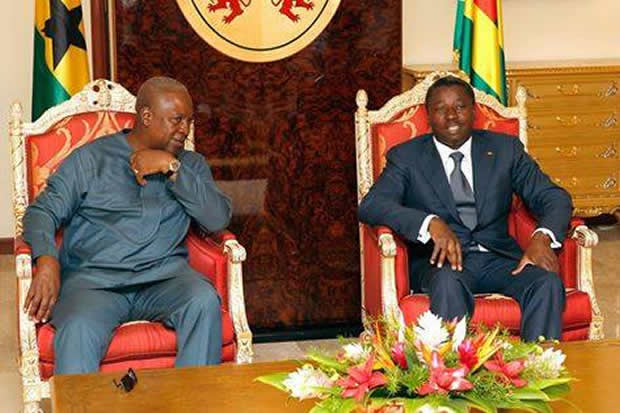 photo faure mahama