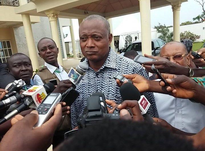 Faure Gnassingbe réélu : Déclaration de Jean-Pierre Fabre