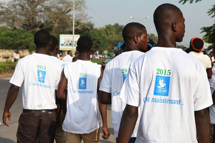 demarrage de la campagne au Togo