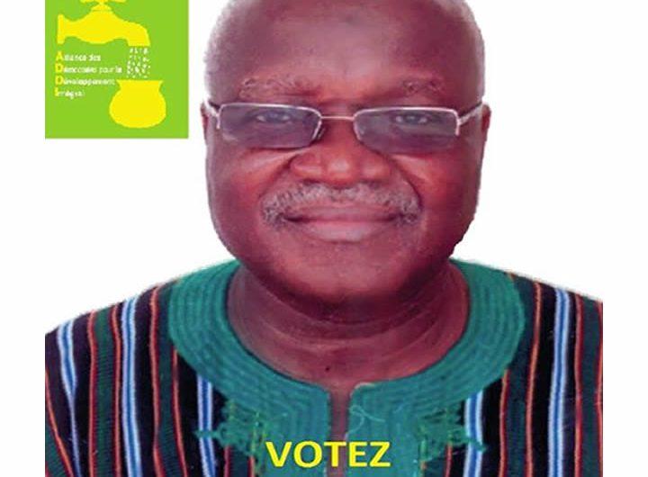 Campagne électorale au Togo : Gogué, le candidat de tous