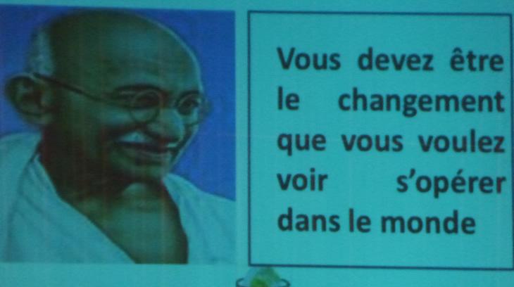 mahmat Ghandi