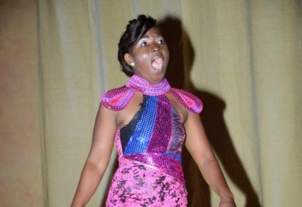 Clémentine Ayéfouni en concert Spécial ce 24 mai 2015 à Lomé