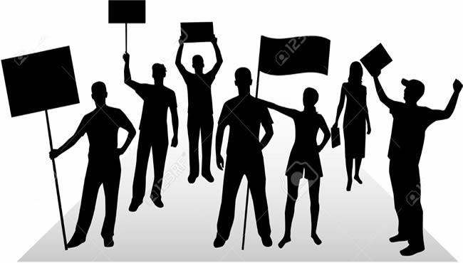 Mouvement d'humeur des Etudiants de l'INJS ce lundi