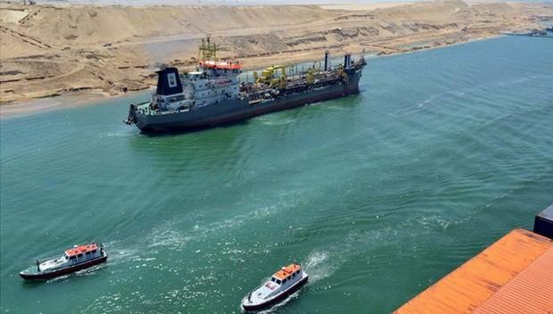 Faure Gnassingbé était à l'inauguration du nouveau canal de Suez en Egypte
