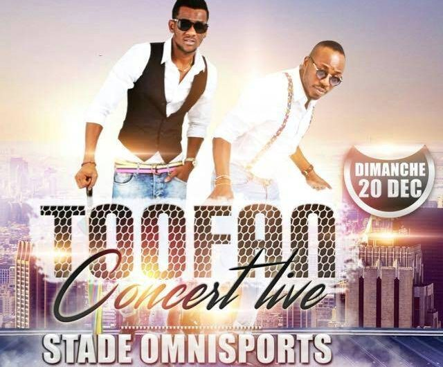TOOFAN : 10 ans déjà, un méga show le 20 décembre à Lomé !