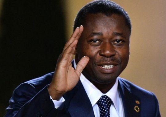 Faure Gnassingbé reçoit deux personnalités