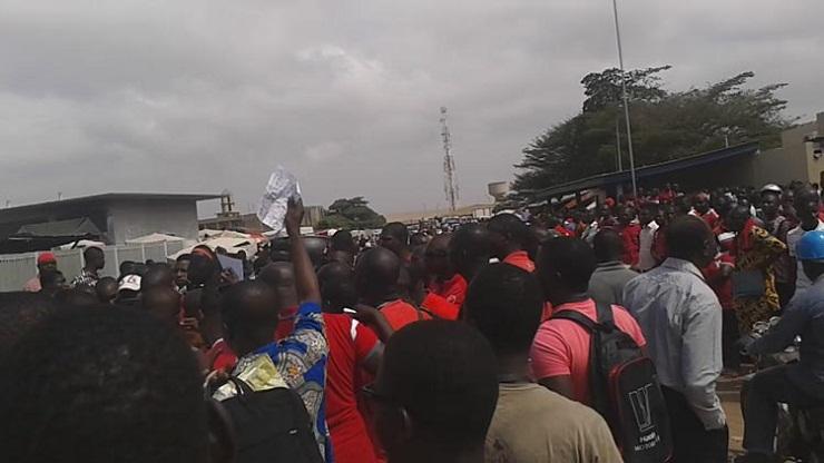 Port Autonome de Lomé : Des transitaires interdits d'accès !
