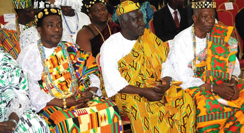 Élections locales : Faure Gnasingbé a discuté avec les Chefs traditionnels