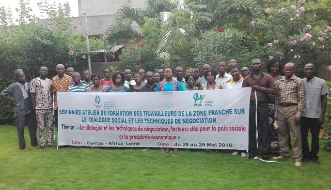 Zone franche togolaise: Revendiquer, c'est savoir négocier !