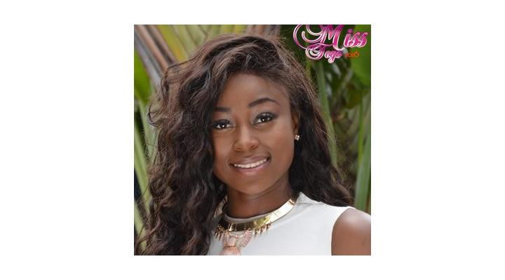 Miss Togo 2016 DALMEIDA Mawubedzro