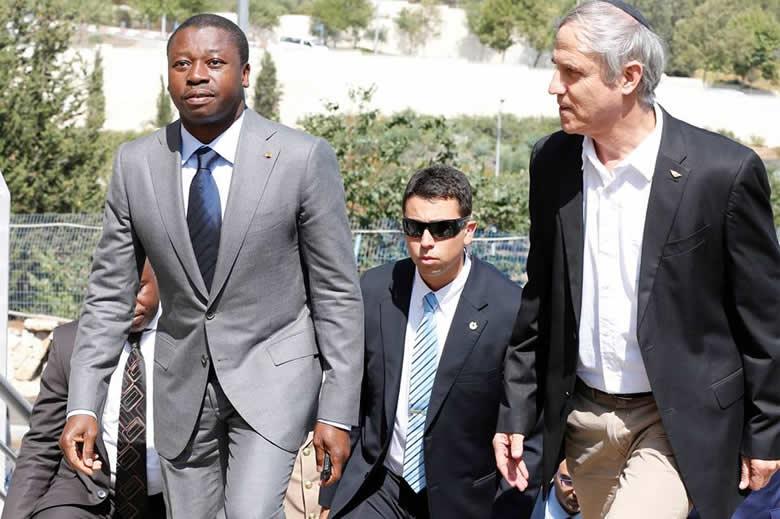 Le duo Togo-Israel prépare une rencontre à Lomé