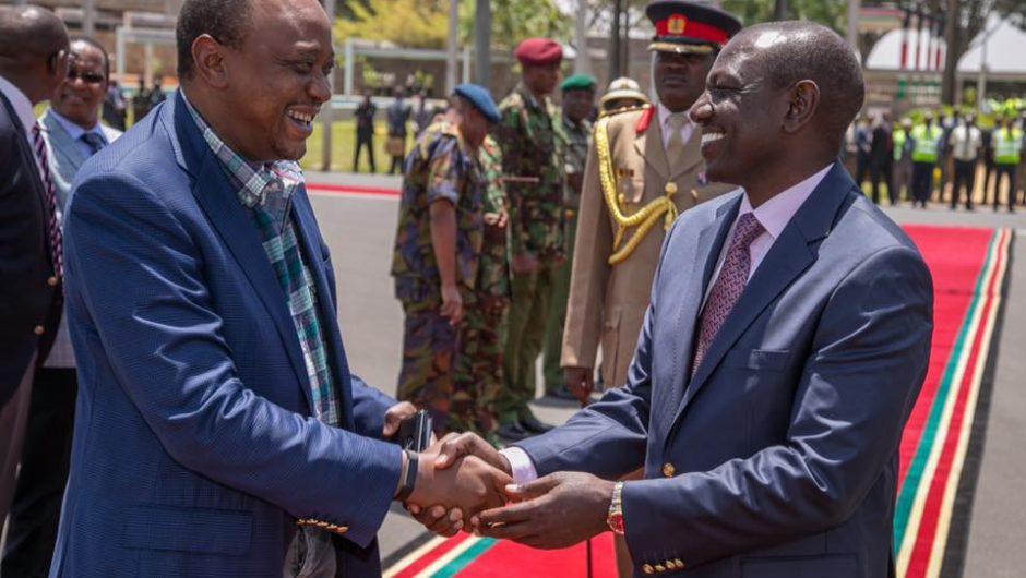 Sommet de Lomé : Le président Uhuru Kenyatta en route pour la signature de la charte