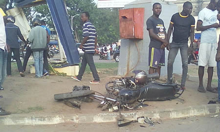 La route a fait 580 morts au Togo (en 2017)