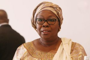 Khardiata-Lo-NDiaye, représente résidente du PNUD au Togo