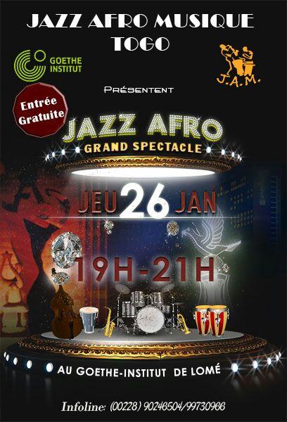 jazz afro