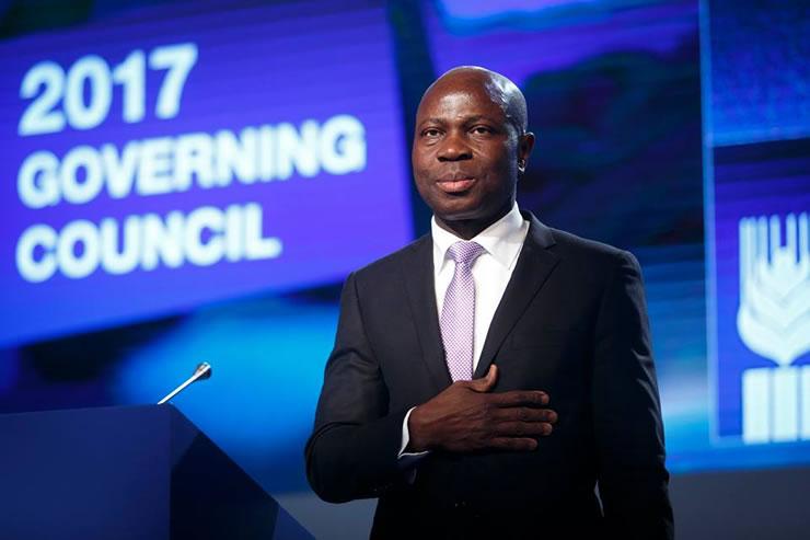 L'ancien premier ministre du Togo Gilbert Fossoun Houngbo élu à la tête du FIDA
