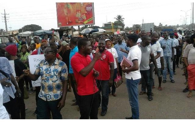 Togo : Des marches pacifiques pour réclamer la réouverture du groupe Sud Media
