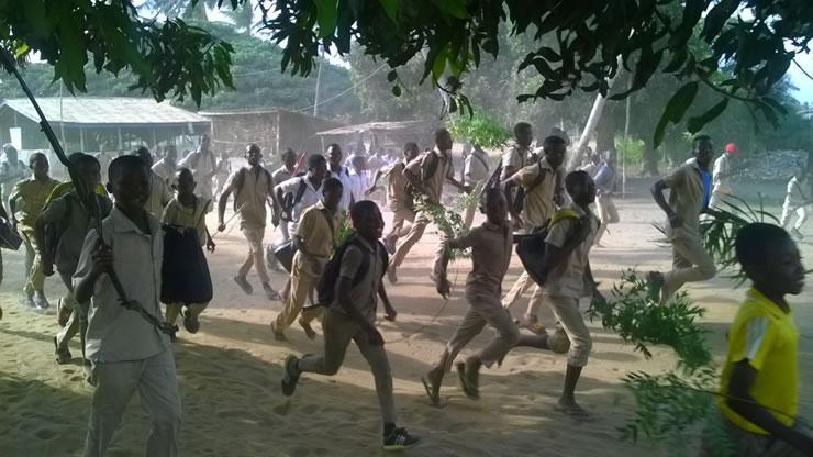 Togo : Bras de fer entre militaires et élèves, où va l'éducation du pays ?