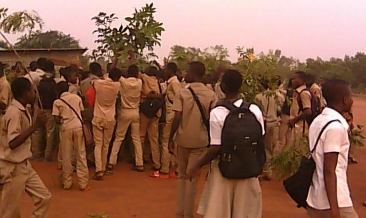 Togo : La crise dans le secteur éducatif engendre des élèves ou des vandales ?