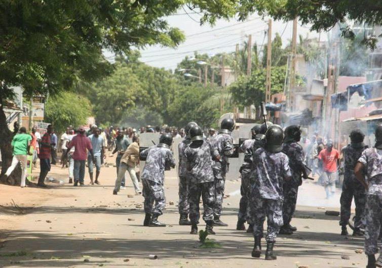 Brutalité policière : l'ASSVITO fustige les forces de l'ordre