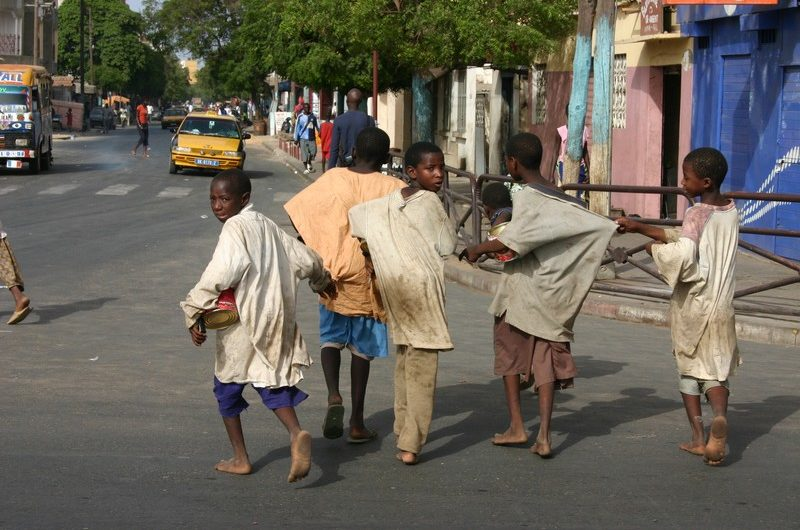 Phénomène enfants de rue au Togo : le cri de cœur de l'ONG Hälsa International