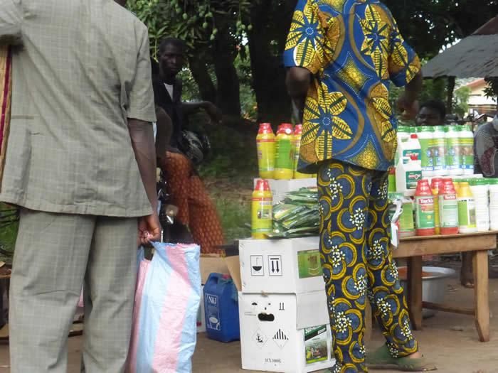Marché de Hedranawoe, trop de frais de tickets pour les vendeurs