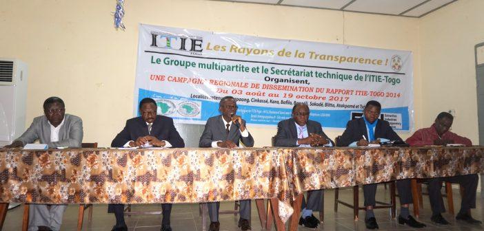 Togo : Que dit le rapport de l'ITIE ?