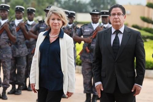Diplomatie au Togo : Faure Gnassingbé reçoit deux nouveauxambassadeurs