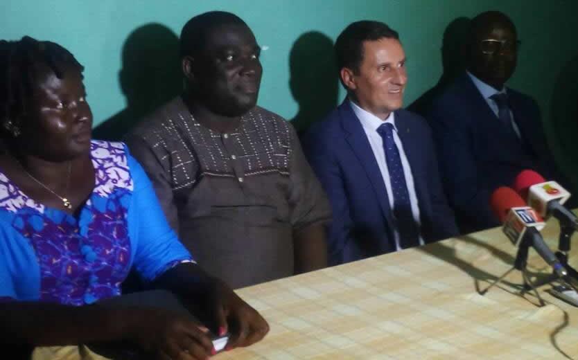 Togo : La Brasserie BB de Lomé créatrice d'emplois suite à un contrat avec l'ESOP