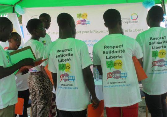 Bienvenue dans la semaine des entrepreneurs au Togo !