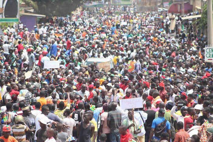 De nouvelles manifestations à l'horizon au Togo